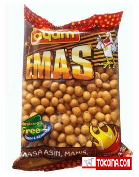 Kacang Telor Emas - Kacang ayam pedas manis