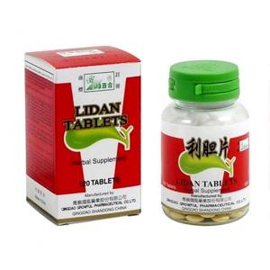 Lidan Tablet Batu Empedu 2