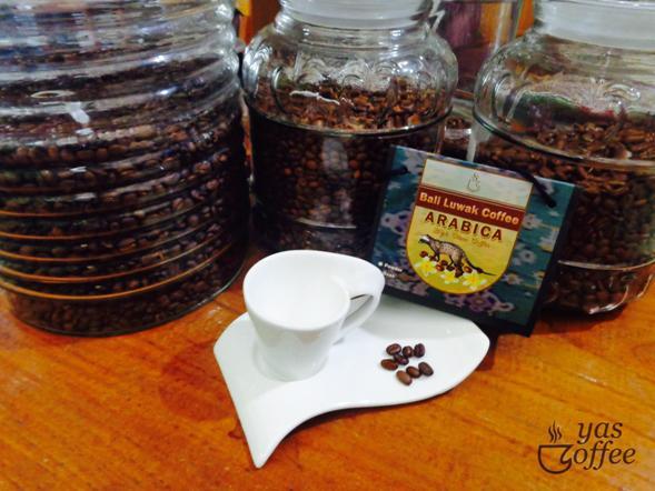 Bali Luwak Coffee: Arabica