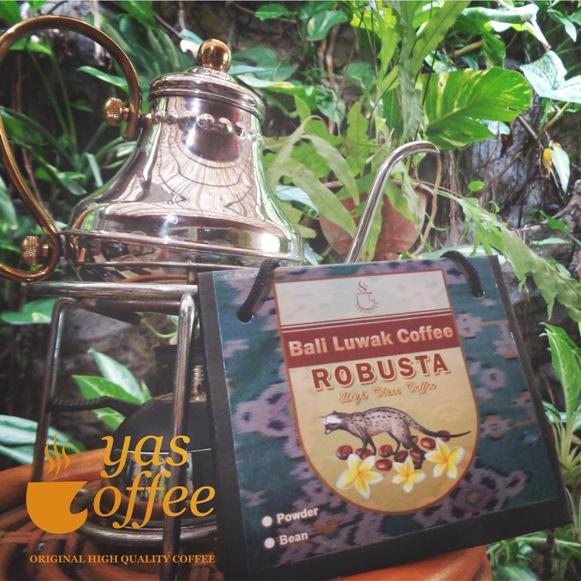 Bali Luwak Coffee Robusta
