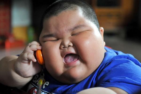 4 Cara Mengatasi Obesitas pada Anak