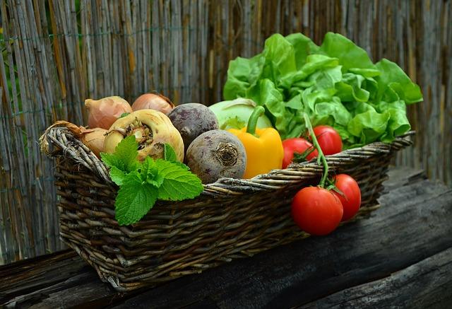 Mengatasi keluhan penyakit dengan sayuran kaya nutrisi