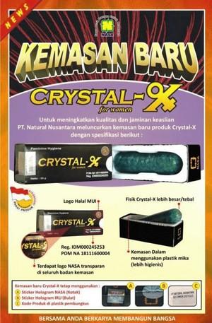 Crystal X ASLI 1