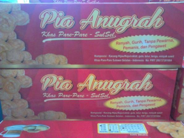 Pia Anugrah