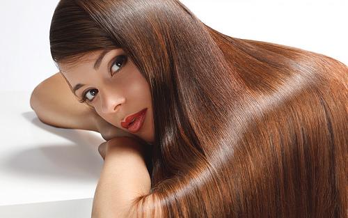 Merawat keindahan rambut