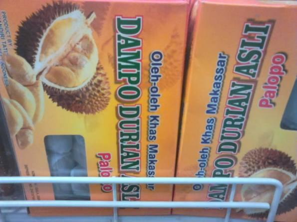 Dampo Durian Asli Palopo