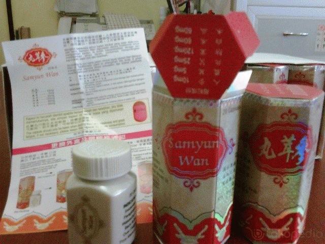 Obat Gemuk Herbal SAM YUN WAN
