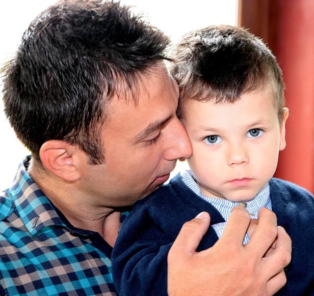 Pentingnya-sikap-tegas-ayah-pada-anak