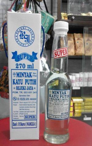 Minyak Kayu Putih Rejeki Jaya Super