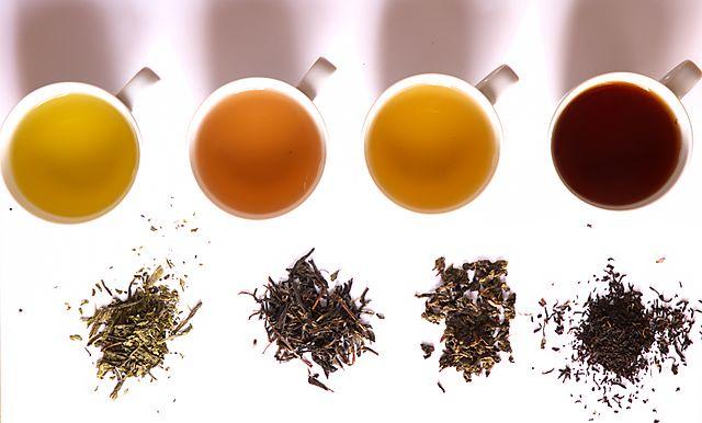 Jenis teh dan manfaatnya