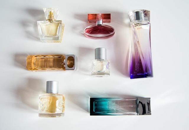 Parfum berdasarkan karakter