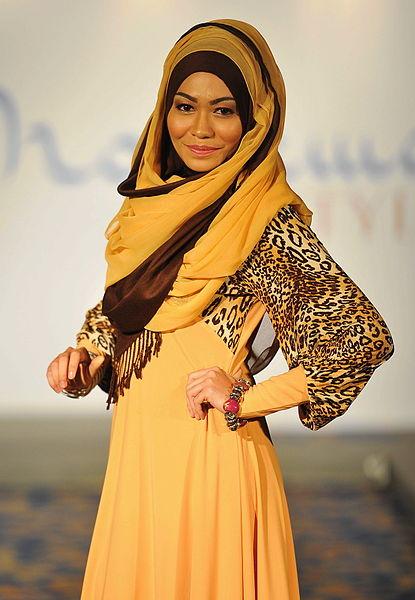 Model jilbab masa kini dan cara pakainya