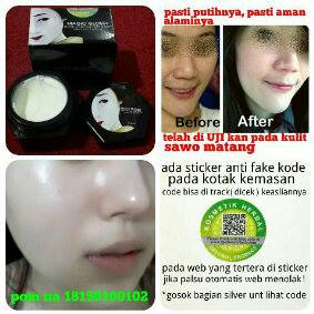 Magic Glossy Extra Whitening Night Cream
