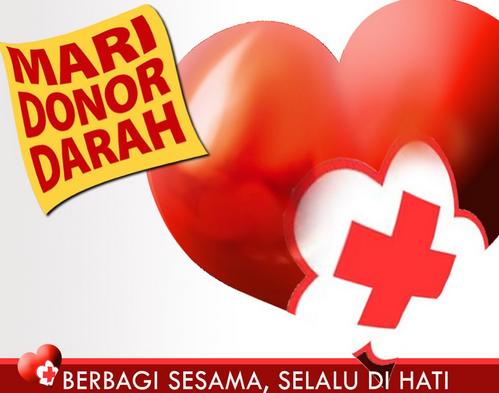 bagaimana cara mendonorkan darah