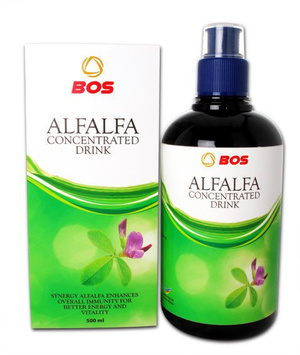 ALFALFA concentrated drink - Chlorophyll