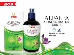 Manfaat ALFALFA concentrated drink