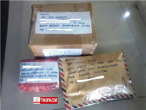 Terima Kasih Atas Orderan Duta Besar Malaysia di Tokoina.com 4