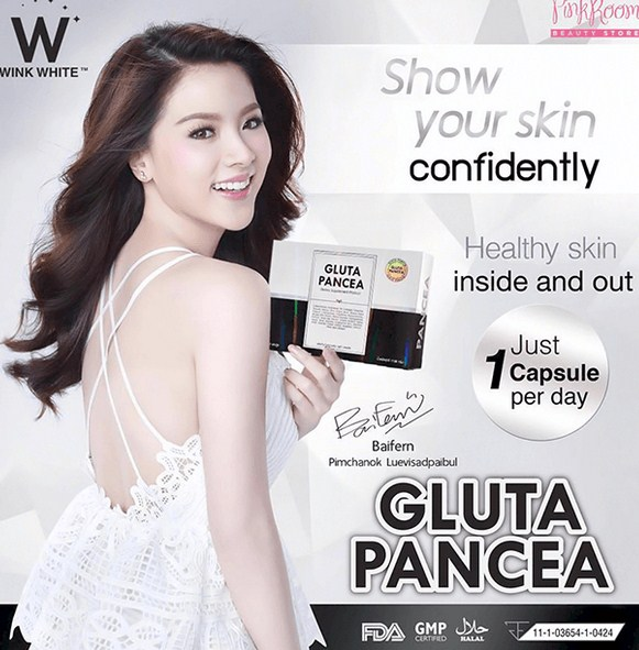 Gluta Panacea B&V by Pang (Winkwhite)