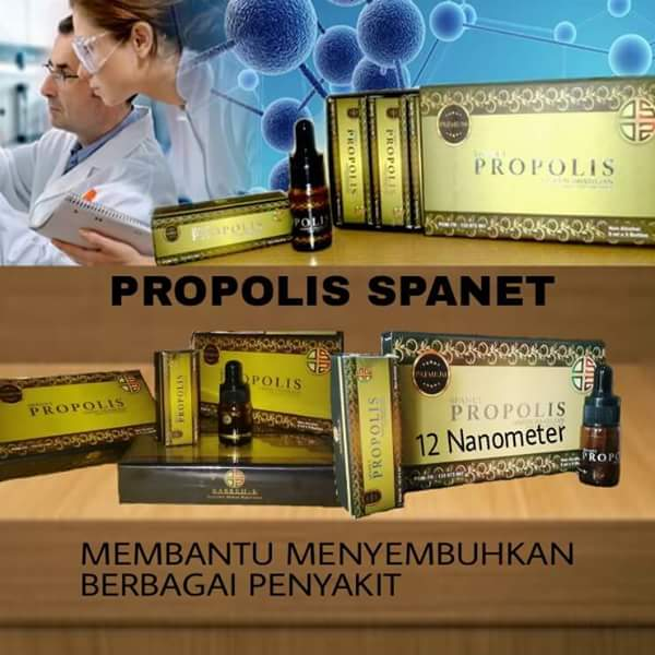 Propolis spanet