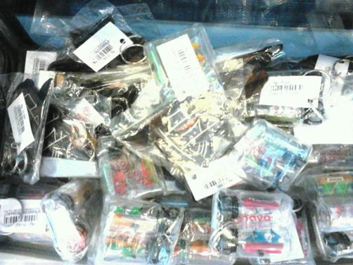 Gantungan Kunci Miniatur Perahu 3
