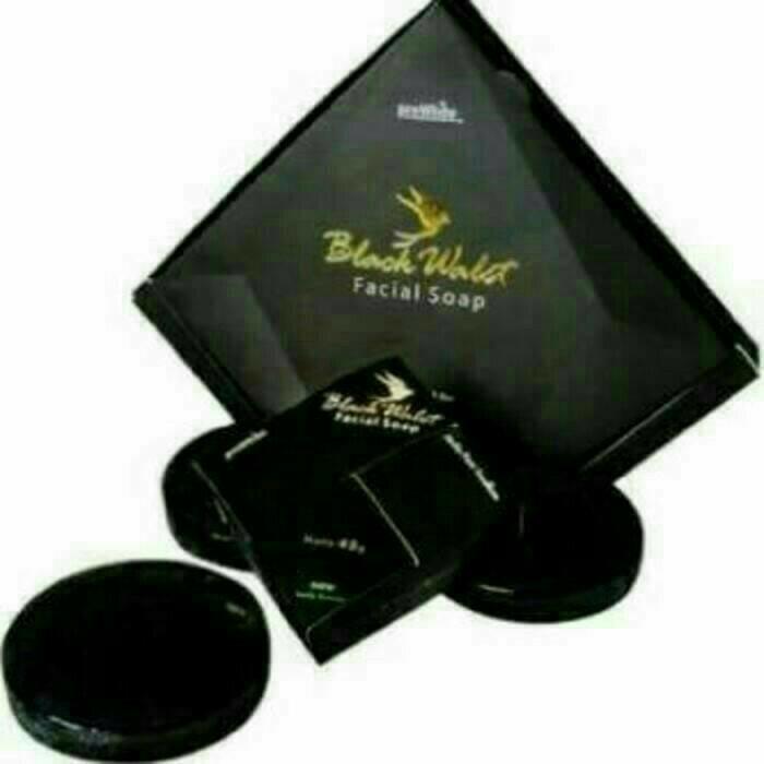 Sabun Black Walet Solusi Untuk Wajah Terlihat Cantik Alami