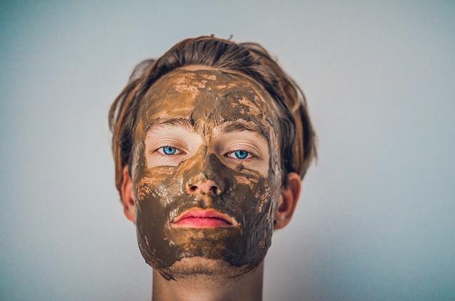 Rangkaian perawatan wajah pria