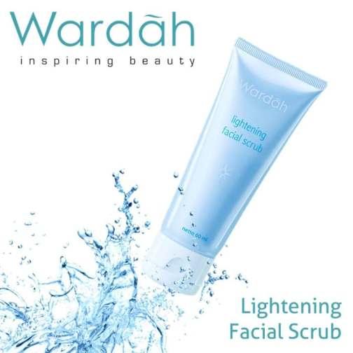Wardah Lightening Facial Scrub