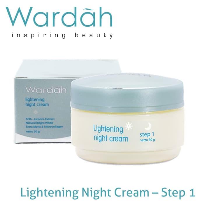 Produk Cream Pencerah Wajah dari Wardah 2