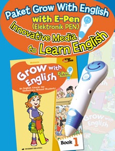 Paket Grow With English With E-Pen 2