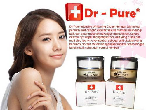 Jual dr Pure Cream